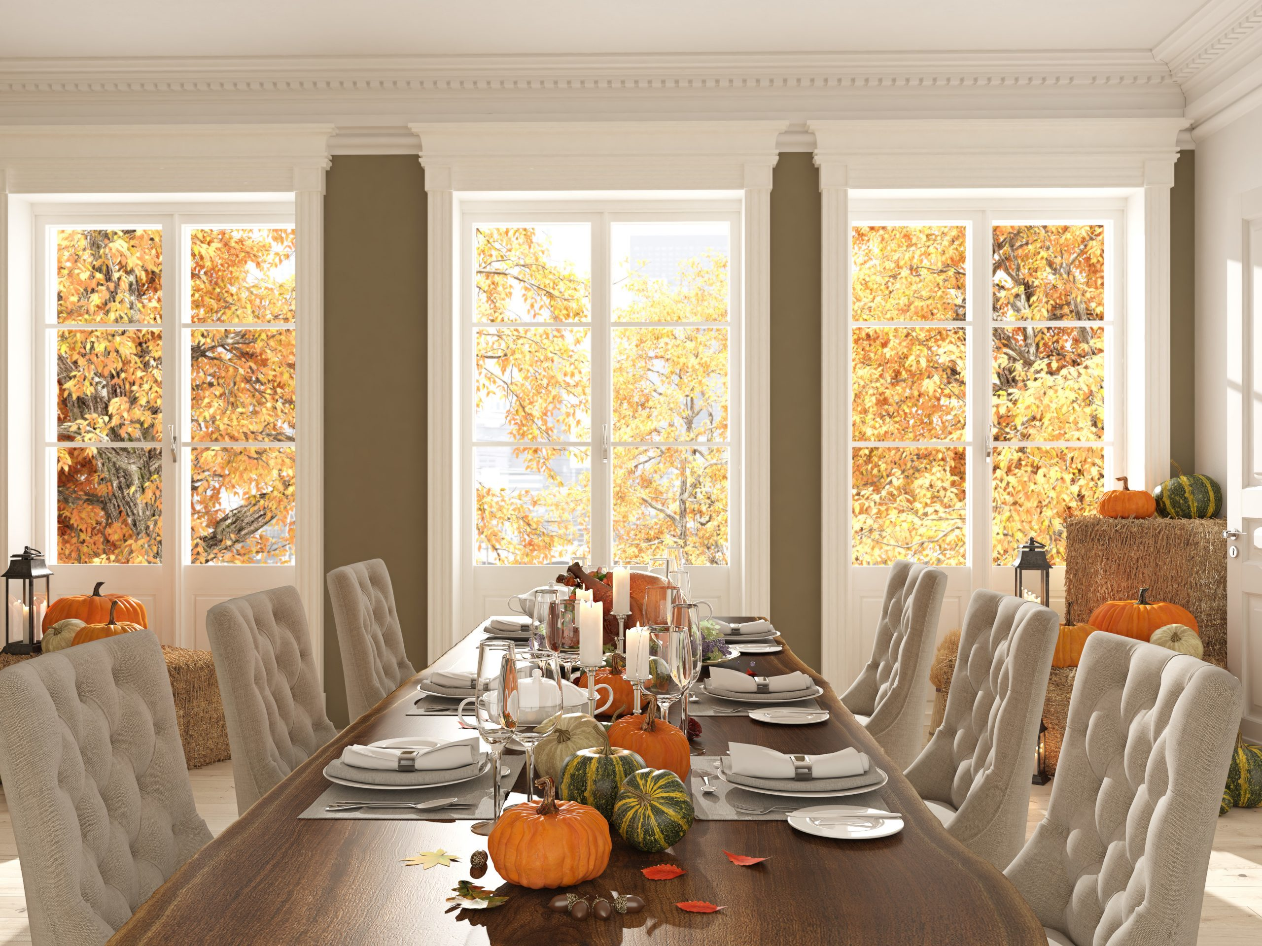 5 Tips for Hosting Thanksgiving in Your New Home