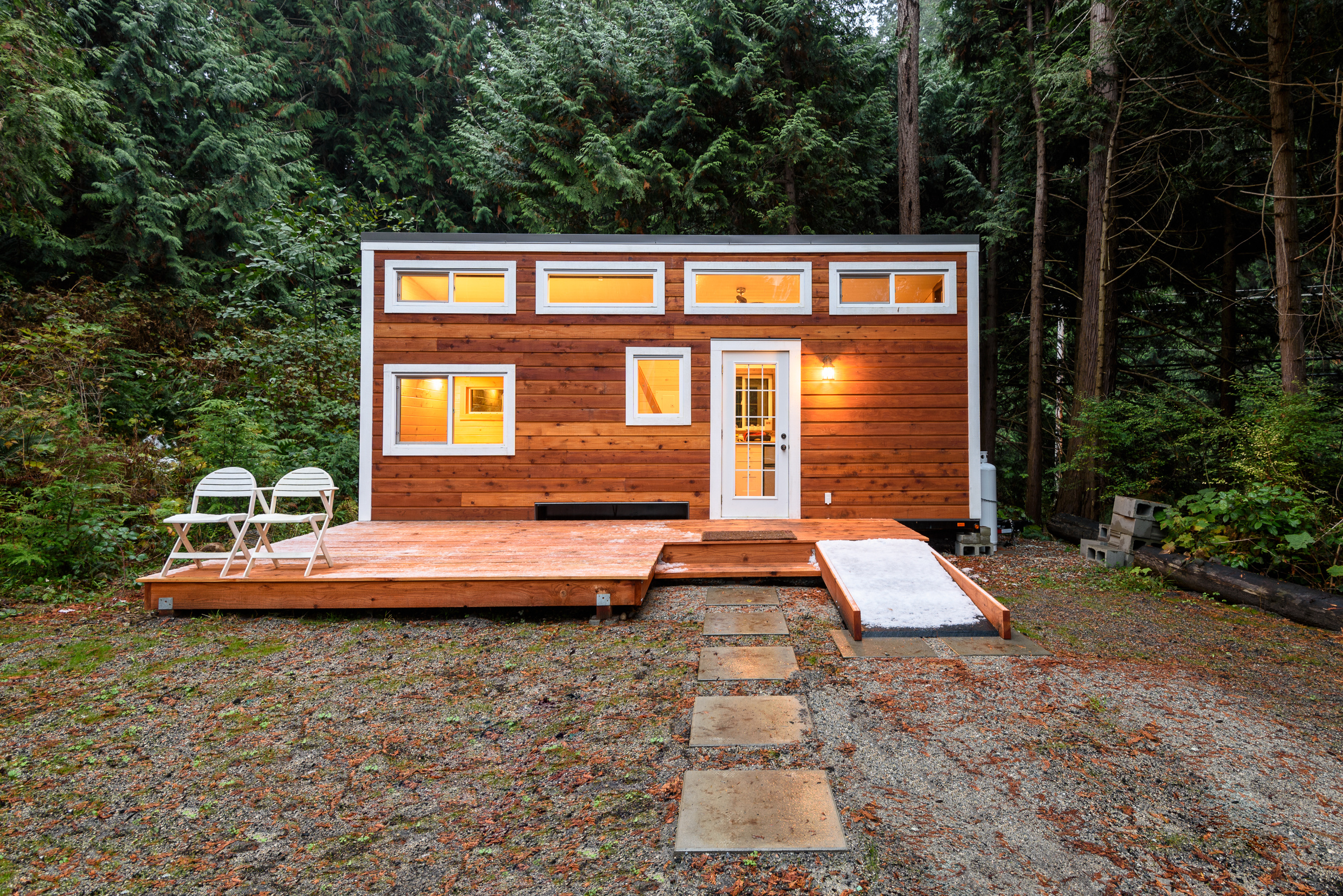 Tiny House, Large Living: The Tiny House Movement
