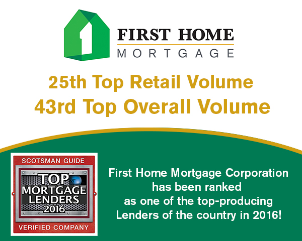 First Home Mortgage Corporation is back at it again!