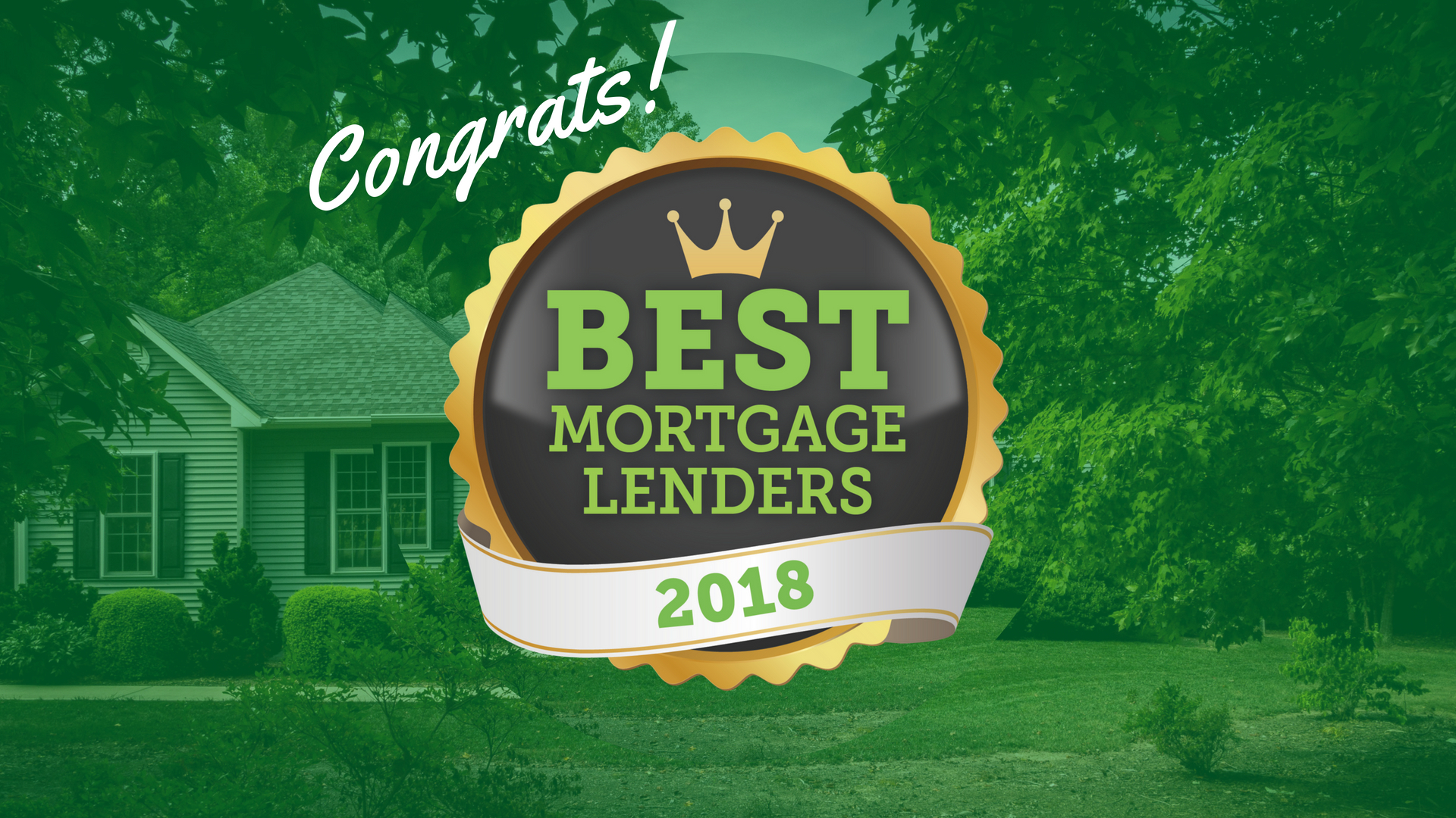 First Home Mortgage Recognized as the Best for 2018