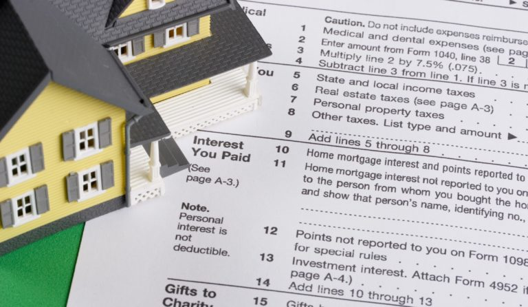 2016 Tax Deductions for Homeowners