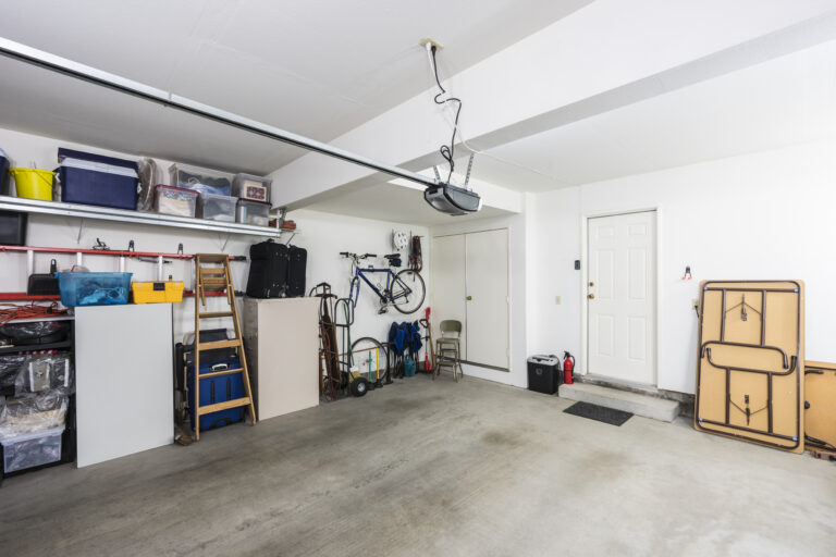 4 Easy Steps to an Organized Garage